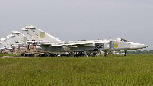 Через аварію літака Су-25 припинені навчально-планові польоти ВПС України