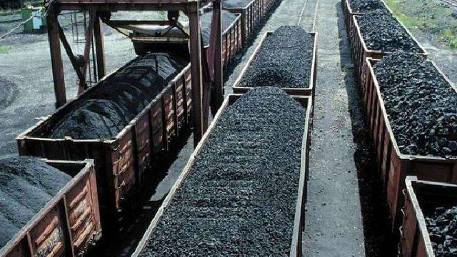 Правоохоронці затримали 22 вагони з вугіллям, яке намагалися незаконно ввезти з «ДНР»