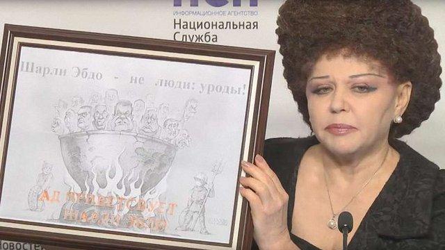 Український карикатурист чекає від Росії публічного вибачення