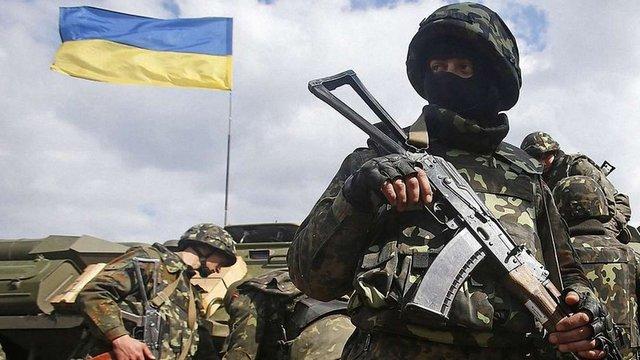 В Україні набув чинності закон, що дозволяє іноземцям служити в ЗСУ
