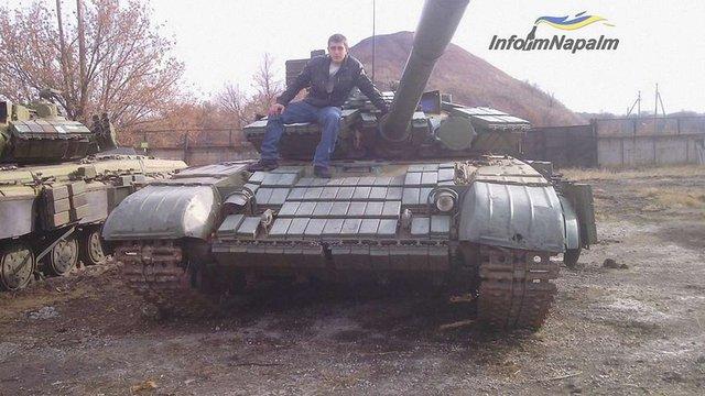 Терористи розмістили танки і «Гради» поблизу Макіївки
