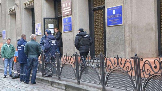 У приміщенні Головної пошти у Львові шукають вибухівку