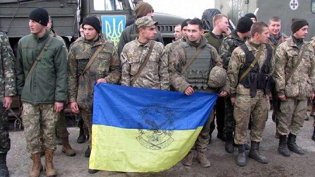 На Львівщину із зони АТО повернулись бійці 24-ї механізованої бригади