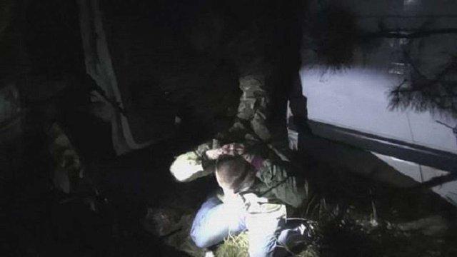У Луганській області СБУ затримала фуру з розкраденою російською «гуманітаркою»