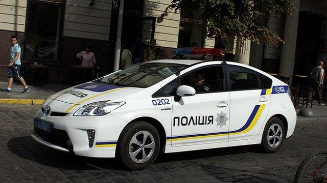 За неповні три місяці львівські поліцейські  потрапили у 12 ДТП та розбили 4 автомобілі