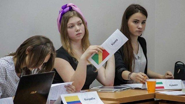 У Львові організують першу шкільну модель ООН