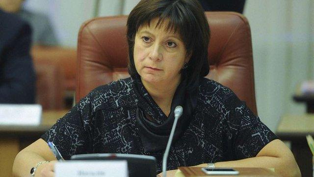 Яресько заявила, що Україна не зможе виплатити Росії «борг Януковича»