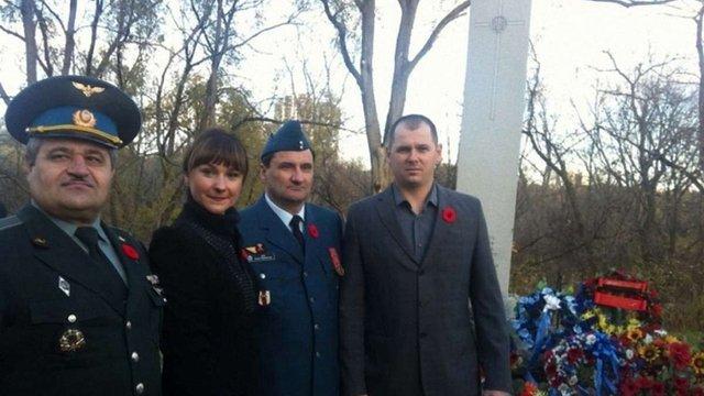 У Торонто вшанували українців, які служили в канадській армії