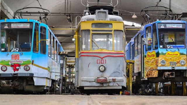 Львівська міськрада хоче зробити трамвайне депо в Сокільниках