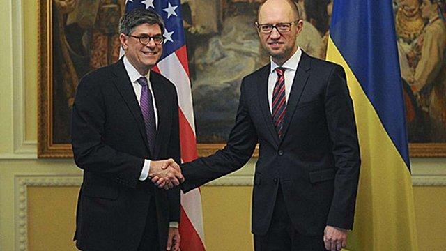 США мають намір надати Україні $1 млрд кредитних гарантій в найближчі місяці