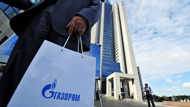 «Газпром» нарахував $256 млн боргів за газ для окупованого Донбасу