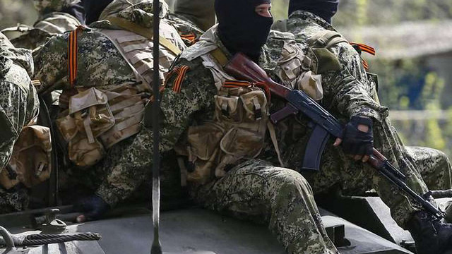 На Донеччині бойовики атакували позиції сил АТО, застосовуючи заборонене озброєння