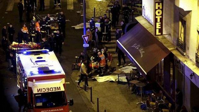 Паризька прокуратура повідомила про 8 вбитих терористів
