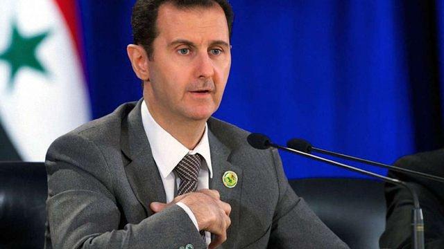 Президент Сирії назвав теракти в Парижі результатом політики Франції