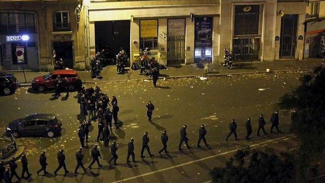 «Ісламська держава» взяла на себе відповідальність за паризькі теракти