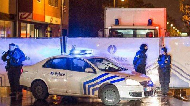 У Бельгії затримали 5 осіб за підозрою в причетності до терактів у Парижі