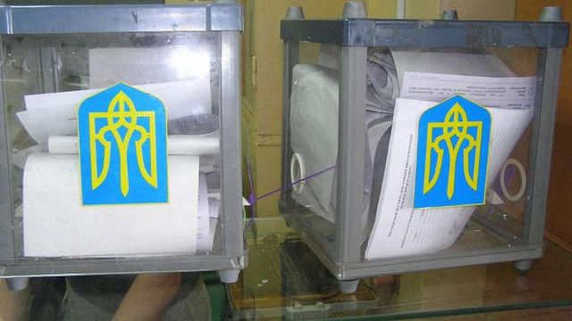 Явка в другому турі місцевих виборів в Україні склала 34,08%