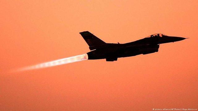 Данія має намір долучитися до бомбардувань ІДІЛ в Сирії