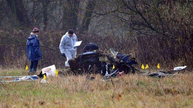 Кількість жертв аварії вертольота в Словаччині зросла до 8 осіб