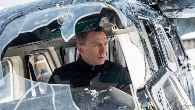 Фільм «007: Спектр» заробив уже більше $540 млн