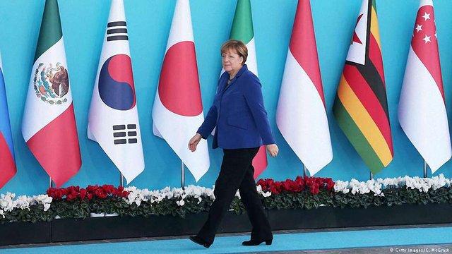 G20 оголосила війну терору – Анґела Меркель