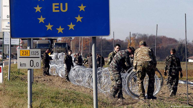 Amnesty International закликала ЄС не закривати зовнішні кордони