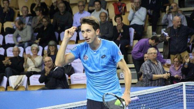 Сергій Стаховський стартував із перемоги на турнірі в Італії