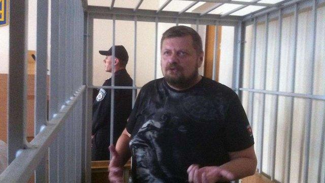 ГПУ переконує, що Вищий адмінсуд не повертав Мосійчуку депутатську недоторканність