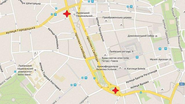 Поліція затримала ще одного підозрюваного у нічній різанині у центрі Львова