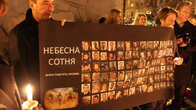 Порошенко просить Кабмін створити меморіал Героїв Небесної сотні