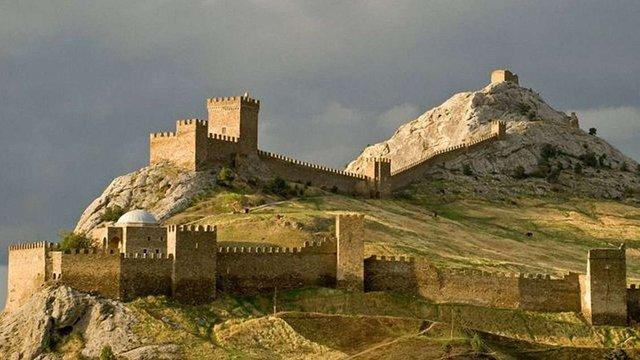 У Криму обвалилась пам'ятка архітектури світового значення