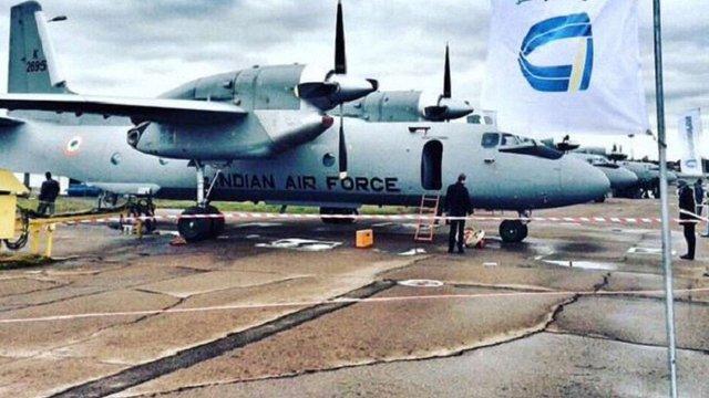 «Укроборонпром» відправив в Індію останню партію відремонтованих Ан-32