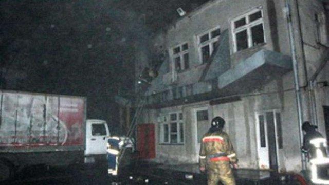 В Одесі загорівся хлібзавод