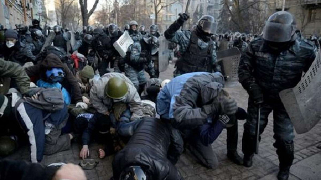 ГПУ: Влада навмисне спровокувала протистояння біля ВР 18 лютого 2014 року