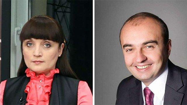 Заступниками голови ЛОР обрали Парасковію Дворянин та Володимира Гірняка