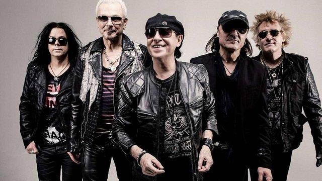 Scorpions приїдуть в Україну з прощальним концертом