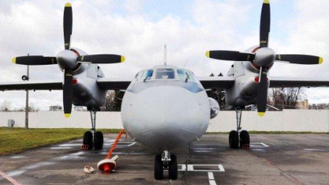 Україна передала Індії 5 модернізованих військово-транспортних літаків