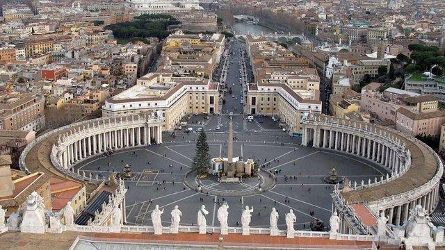 Порошенко прибув у Ватикан на зустріч з Папою Римським
