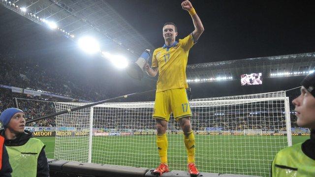 Артем Федецький назвав поточний склад збірної України найсильнішим за час незалежності