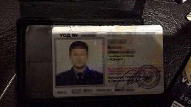 На Одещині СБУ затримала слідчого на хабарі