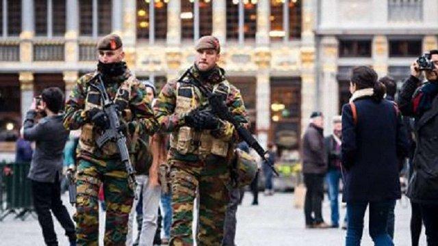 Бельгія оголосила найвищий рівень терористичної загрози в Брюсселі