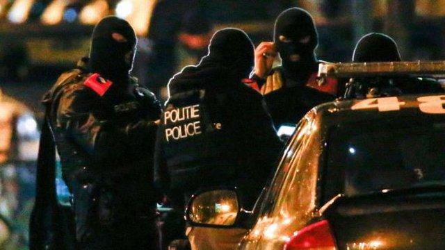 Під час спецоперації в Бельгії заарештували 16 людей