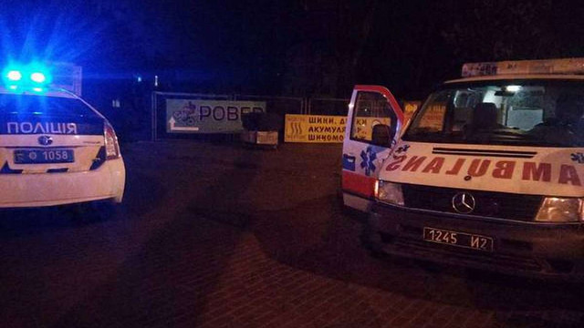 У Львові затримали військову швидку допомогу із зони АТО