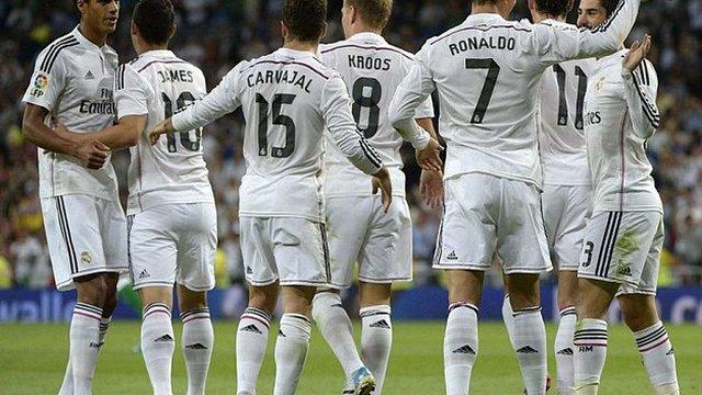 Мадридський «Реал» попросив поліцейський ескорт під час перебування у Львові