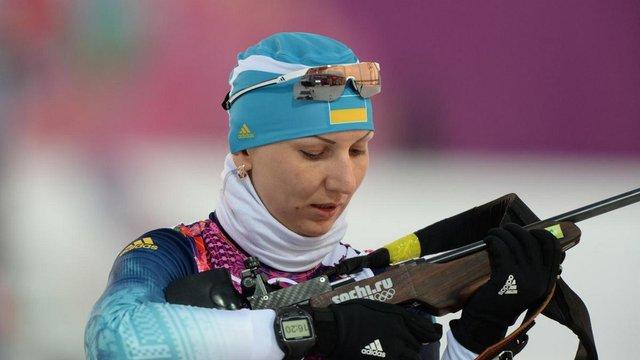 Міжнародна федерація біатлону дозволила Олені Підгрушній виступати на етапах Кубка світу