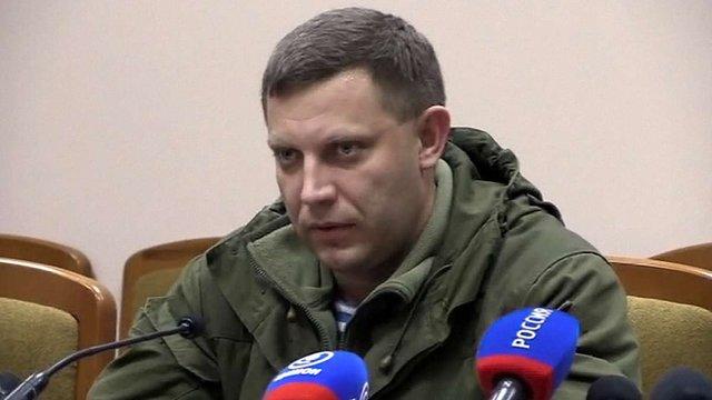 Ватажок «ДНР» наказав бойовикам обстрілювати ЗСУ з усіх видів зброї