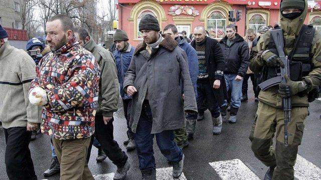 Затримані за сприяння «Новороссия ТВ» входять до громадської ради Мінінформполітики України