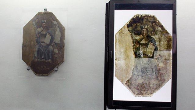 У Львові відкрили першу в Україні реставраційну медіа-виставку