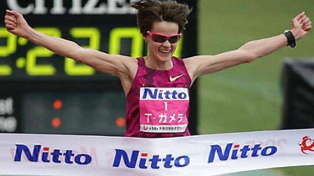 Рекордсменку України з марафону дискваліфікували за допінг
