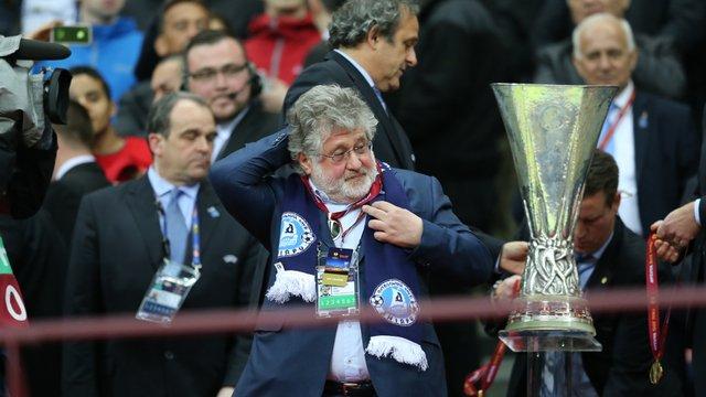 УЄФА відкрив справу проти «Дніпра» через заборгованості клубу